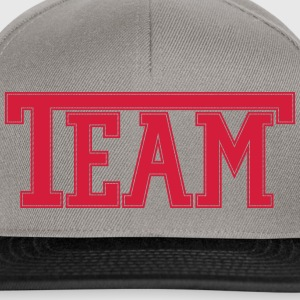 team Tee shirts - Casquette snapback