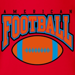 american football - rugby Tee shirts - Body bébé bio manches courtes