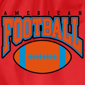 american football - rugby T-shirts - Gymnastikpåse