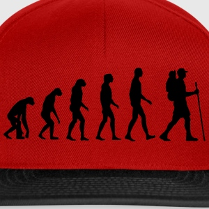 hiking evolution Tee shirts - Casquette snapback