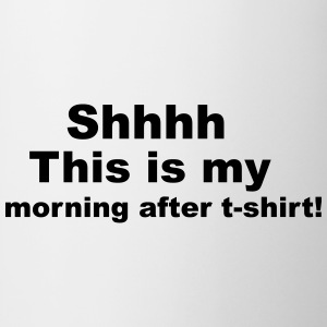 Morning After T-Shirts - Mug