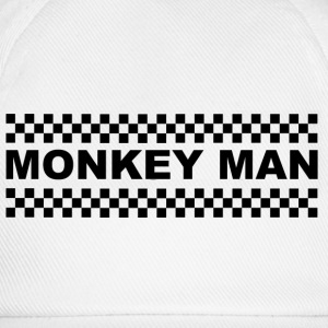 Monkey Man T-Shirts - Baseball Cap