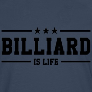 Billiard is life ! Tee shirts - T-shirt manches longues Premium Homme