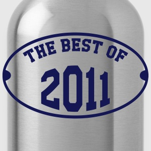 The Best of 2011 Shirts - Water Bottle