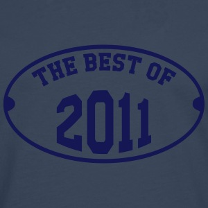 The Best of 2011 Shirts - Mannen Premium shirt met lange mouwen
