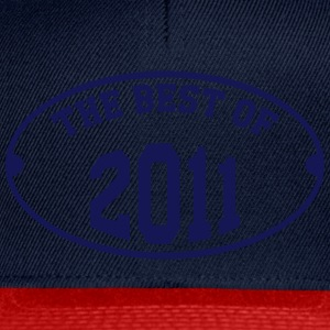 The Best of 2011 Shirts - Snapback cap
