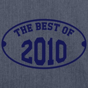 The Best of 2010 T-shirts - Skuldertaske af recycling-material