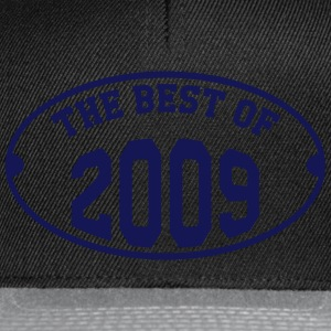 The Best of 2009 Tee shirts - Casquette snapback