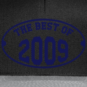 The Best of 2009 Magliette - Snapback Cap