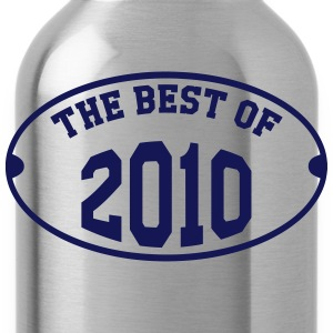 The Best of 2010 T-Shirts - Trinkflasche