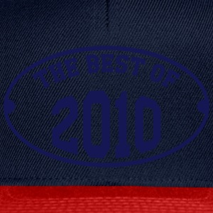 The Best of 2010 Tee shirts - Casquette snapback