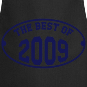 The Best of 2009 T-Shirts - Cooking Apron