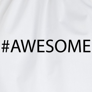 Awesome T-Shirts - Turnbeutel