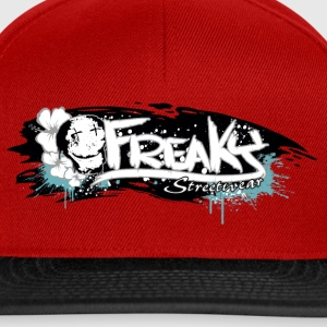 freaky_streetwear_logo_brush Tee shirts - Casquette snapback