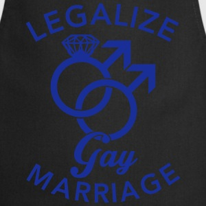 Legalize Gay Marriage T-Shirts - Cooking Apron