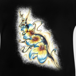 surfflowers from the inside Shirts - Baby T-Shirt