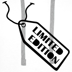 limited_edition_e1 Hoodies - Men's Premium Hoodie