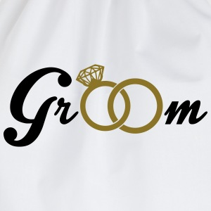 Groom T-Shirts - Turnbeutel