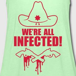 We are all infected T-shirts - Tanktopp dam från Bella