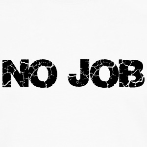 No Job Badges - T-shirt manches longues Premium Homme