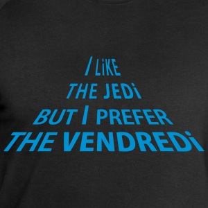 Like The JEDI Tee shirts - Sweat-shirt Homme Stanley & Stella