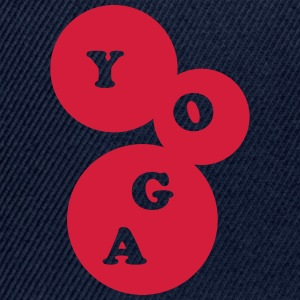Yoga Tee shirts - Casquette snapback