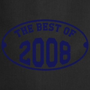 The best of 2008 T-Shirts - Kochschürze