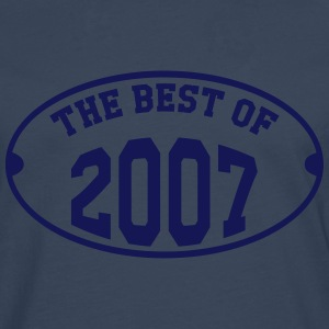 The best of 2007 T-shirts - Mannen Premium shirt met lange mouwen