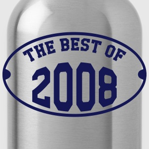The best of 2008 T-Shirts - Water Bottle