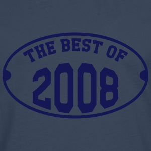 The best of 2008 T-shirts - Mannen Premium shirt met lange mouwen