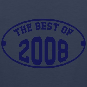 The best of 2008 T-shirts - Mannen Premium tank top