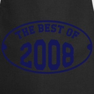 The best of 2008 T-shirts - Förkläde