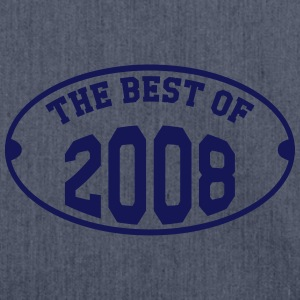 The best of 2008 T-Shirts - Shoulder Bag made from recycled material