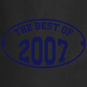 The best of 2007 T-Shirts - Kochschürze