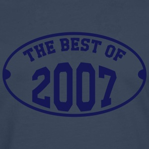 The best of 2007 T-Shirts - Männer Premium Langarmshirt