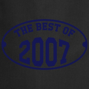 The best of 2007 T-shirts - Förkläde