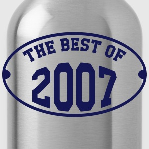 The best of 2007 Shirts - Water Bottle