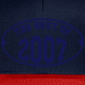 The best of 2007 T-Shirts - Snapback Cap