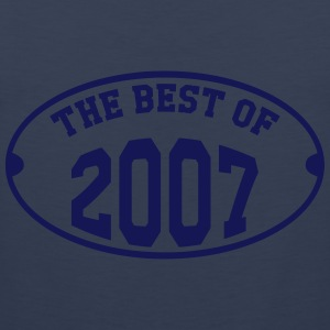 The best of 2007 T-shirts - Herre Premium tanktop