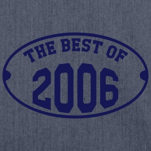 The best of 2006 T-Shirts - Schultertasche aus Recycling-Material