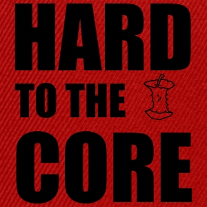 Hard To The Core Tee shirts - Casquette snapback