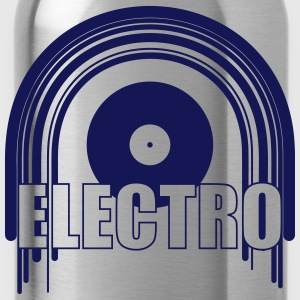 Electro T-Shirts - Water Bottle