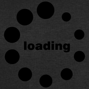 loading waiting thinking Beladung Preloader T-Shirts - Men's Sweatshirt by Stanley & Stella