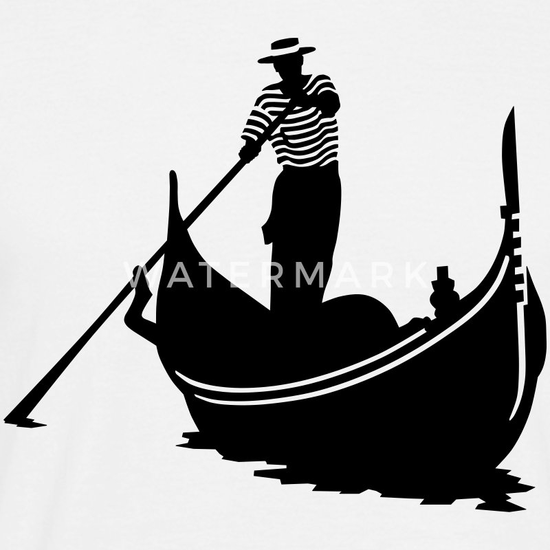 gondolier Tee shirts - T-shirt Homme
