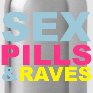 Sex Pills Raves T-shirts - Drinkfles
