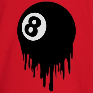 8 ball design Hoodies & Sweatshirts - Baby Long Sleeve T-Shirt