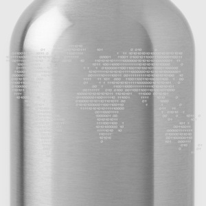 World Code World in Figures  T-Shirts - Water Bottle