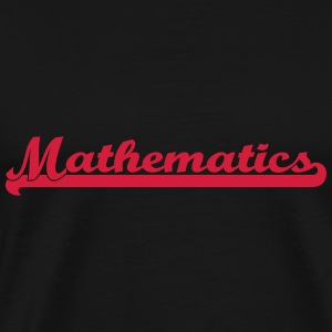 Mathematics Sweats - T-shirt Premium Homme