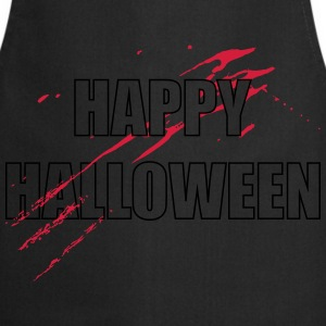 Happy Halloween Tee shirts - Tablier de cuisine