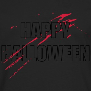 Happy Halloween Tee shirts - T-shirt manches longues Premium Homme